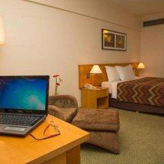 Bourbon Alphaville Business Hotel 3* Номер Делюкс с различными типами кроватей