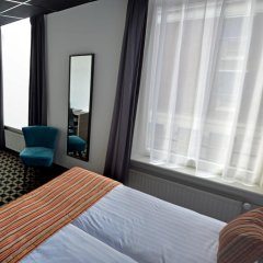 Отель Cornelisz Амстердам комната для гостей фото 4