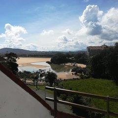 Hotel Cándano балкон