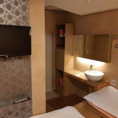 Отель Kim Stay Ii Номер Делюкс с 2 отдельными кроватями фото 3