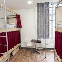 St Christopher's Inn Gare Du Nord - Hostel Кровать в общем номере с двухъярусной кроватью фото 4