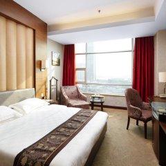 Отель Xiamen Harbor Hotel Китай, Сямынь - отзывы, цены и фото номеров - забронировать отель Xiamen Harbor Hotel онлайн комната для гостей фото 3