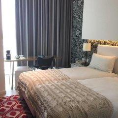 Отель Metropolitan Suites 4* Номер Делюкс фото 4