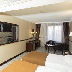 Topkapi Inter Istanbul Hotel 4* Стандартный номер с различными типами кроватей фото 11