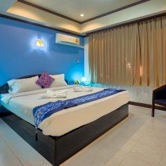 Отель The Grand Orchid Inn 2* Номер Делюкс разные типы кроватей фото 9
