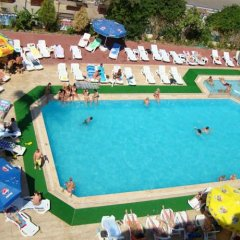 Club Hotel Diana Турция, Мармарис - отзывы, цены и фото номеров - забронировать отель Club Hotel Diana онлайн бассейн