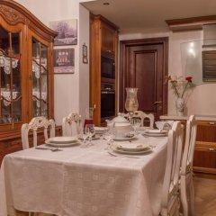 Отель Luxury Villa Karteros питание