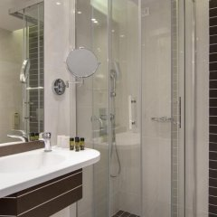 Titania Hotel 4* Улучшенный номер с двуспальной кроватью фото 3