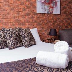 Отель Advance Motel 3* Семейный люкс с двуспальной кроватью фото 9
