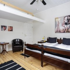 Отель Hagbackens Gård Bed & Breakfast Эребру комната для гостей фото 5