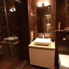 Отель Brown Cottage Apartment Болгария, София - отзывы, цены и фото номеров - забронировать отель Brown Cottage Apartment онлайн ванная