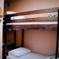 Гостиница Potter Globus Кровать в общем номере с двухъярусной кроватью