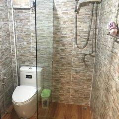 Отель Dang Sea Beach Bungalow ванная