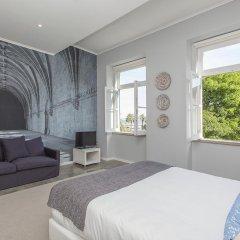 Отель Emporium Lisbon Suites 4* Люкс с различными типами кроватей фото 11