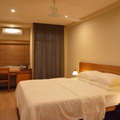 Отель Maakanaa Lodge 3* Номер Делюкс с различными типами кроватей фото 7