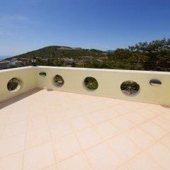 Отель Villa Merve балкон