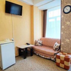 Гостиница Континент 2* Номер Комфорт с двуспальной кроватью фото 4