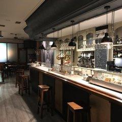 Отель Hostal Juli гостиничный бар