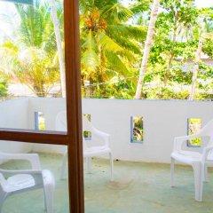 Отель FEEL Villa Шри-Ланка, Калутара - отзывы, цены и фото номеров - забронировать отель FEEL Villa онлайн балкон