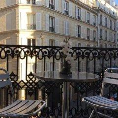 Hotel Bonsejour Montmartre 3* Стандартный номер с разными типами кроватей фото 17