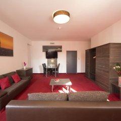 Отель City Aparthotel 4* Стандартный номер фото 9