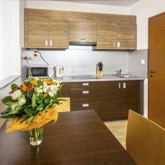 Отель Prater Residence 3* Улучшенные апартаменты с различными типами кроватей фото 5