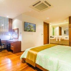 Отель Elemental 5FL Infinity Pool Seafront Villas 5* Вилла Делюкс фото 9