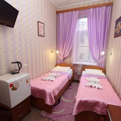 Гостевой дом Геральда на Невском Стандартный номер 2 отдельные кровати фото 26