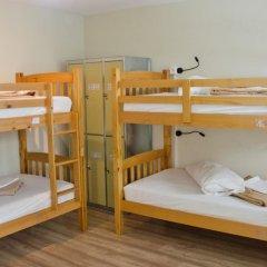 Mad4you Hostel Кровать в общем номере с двухъярусной кроватью фото 21