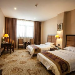 Отель Lan Kwai Fong Garden Hotel Китай, Сямынь - отзывы, цены и фото номеров - забронировать отель Lan Kwai Fong Garden Hotel онлайн комната для гостей фото 3