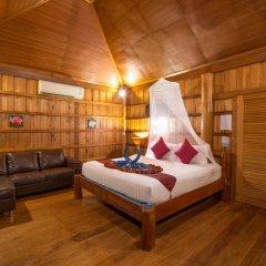 Отель Thiwson Beach Resort 3* Номер Делюкс с различными типами кроватей фото 7