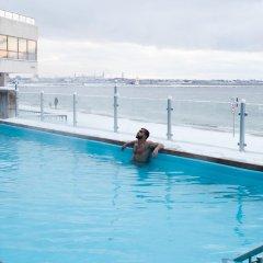Апартаменты Pirita Beach & SPA бассейн