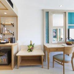 Отель Novotel Phuket Resort 4* Номер Делюкс с 2 отдельными кроватями фото 11