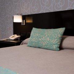 Gala Hotel y Convenciones 3* Номер Делюкс с двуспальной кроватью фото 13
