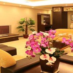 Отель Jiuhua Resort & Convention Center спа