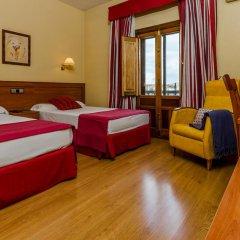Hotel Zodiaco удобства в номере