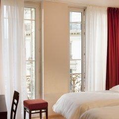 Отель Escale Oceania Marseille Vieux Port 3* Номер Комфорт с различными типами кроватей фото 3