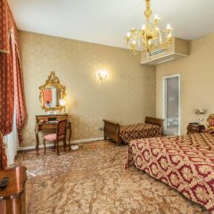 Отель Locanda Barbarigo 3* Стандартный номер с различными типами кроватей