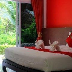 Отель Siva Buri Resort 2* Номер Делюкс с различными типами кроватей фото 13