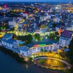 Отель Huong Giang Hotel Resort & Spa Вьетнам, Хюэ - 1 отзыв об отеле, цены и фото номеров - забронировать отель Huong Giang Hotel Resort & Spa онлайн городской автобус