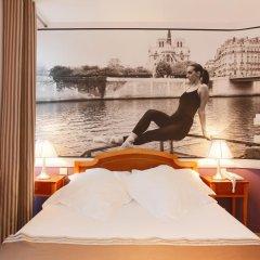 Отель Hôtel Atelier Vavin 3* Стандартный номер с различными типами кроватей фото 12