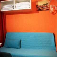 Апартаменты Берлога на Советской Студия с двуспальной кроватью фото 37
