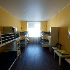 Хостел Калинин Кровать в общем номере с двухъярусной кроватью фото 8