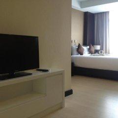 Отель Demeter Residence Suites Bangkok 3* Студия Делюкс фото 5
