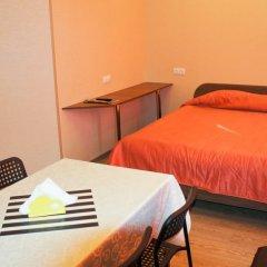 Hotel na Turbinnoy 3* Семейная студия с двуспальной кроватью фото 3