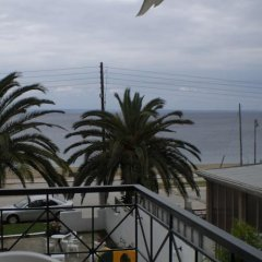 Отель Apocalypsis балкон