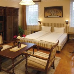 Hotel Manzard Panzio 3* Стандартный номер с различными типами кроватей фото 12