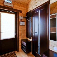 Гостиница Золотая бухта Бунгало с различными типами кроватей фото 12