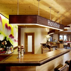 Hotel Garni Melanie гостиничный бар
