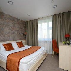 Гостиница ХИТ 3* Полулюкс с двуспальной кроватью фото 2